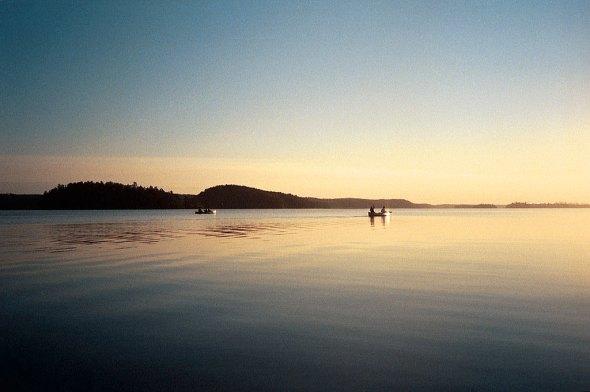 Lake Saganaga, Boundary Waters