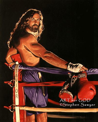 Jesus Boxer